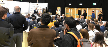 OrderWise Warehouse Robotics Pulls In The Crowds At